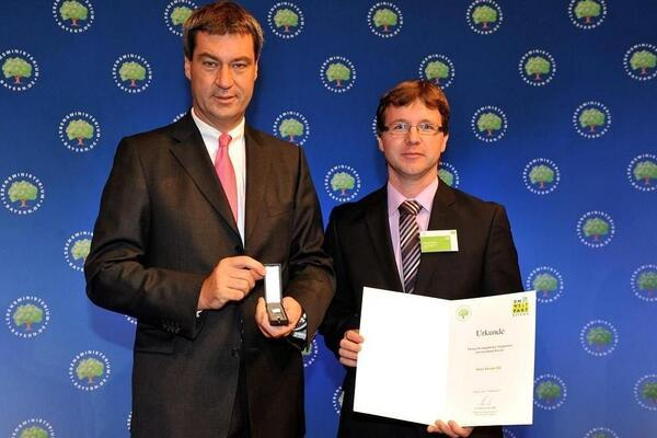 Der Umweltpakt Bayern